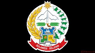 lambang logo provinsi sulawesi selatan png transparan - kanalmu