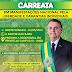 Serrinha: Apoiadores do Presidente Jair Bolsonaro farão carreata neste sábado (01/05)