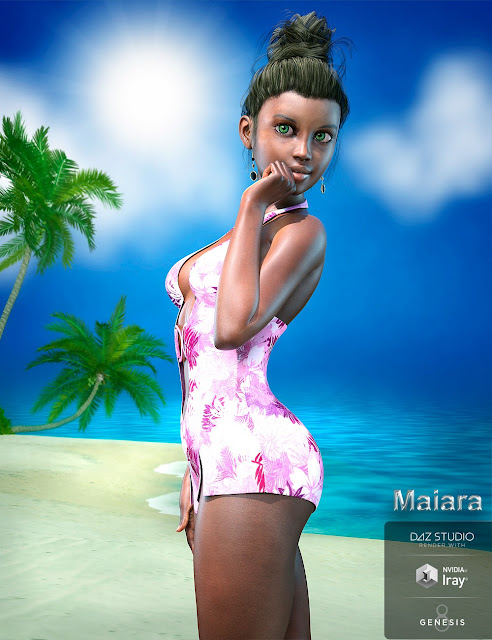 Maiara for Genesis 8 Female