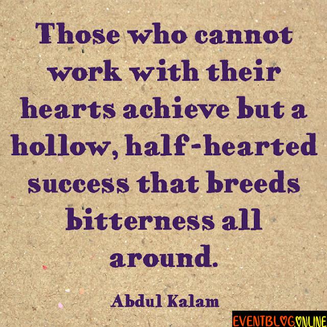 A.P.J Abdul Kalam Quotes,Images,Messages