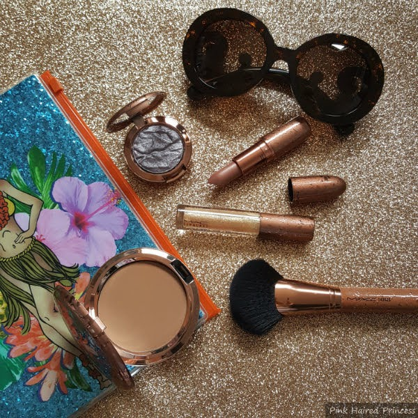 limited edition makeup collection mac bronzing summer 2020