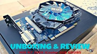 HIS R7 260X iCooler 2GB GDDR5