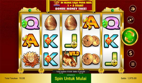 Main Gratis Slot Indonesia - Lucky Koi Spadegaming