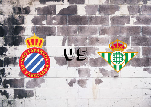 Espanyol vs Real Betis  Resumen