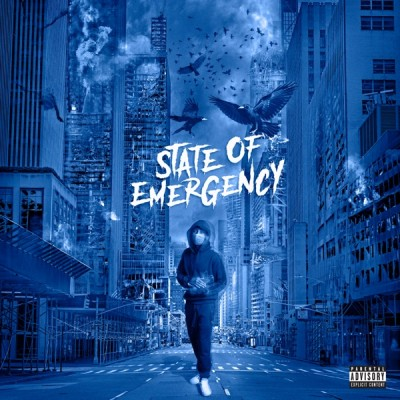 Lil Tjay - State of Emergency (2020) - Album Download, Itunes Cover, Official Cover, Album CD Cover Art, Tracklist, 320KBPS, Zip album
