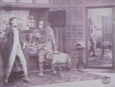 fotograma de la película Frankenstein 1910