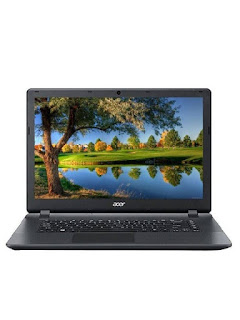 "Buy ACER ES1-572 LAPTOP CI3-6th GEN/ 4GB/ 1TB/ LINUX / 15.6""/ BLACK) (NX.GKQSI.001) at Rs. 28,290"
