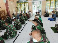 Dandim 0204/DS Pimpin Doa Bersama Sukseskan TMMD Ke-111