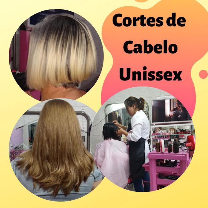 Cortes de cabelo feminino e masculino