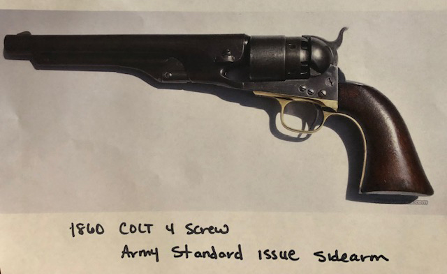 The Civil War Picket: Someone stole Civil War revolvers