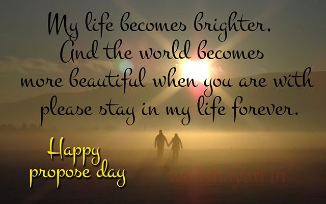 heart touching propose day quotes