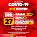 Jaguarari registra 10 novos casos de Covid-19 no Boletim desta terça-feira (02)