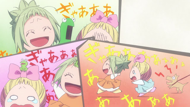 Amanchu! Advance BD Episode 05-06 Subtitle Indonesia