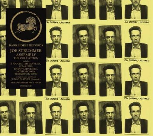 Assembly, nuevo recopilatorio de Joe Strummer