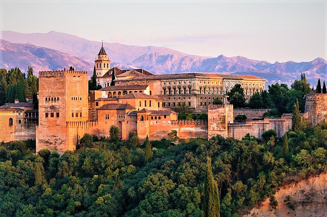 PLACES TO VISIT SPAIN