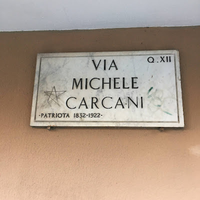 Via Michele Carcani