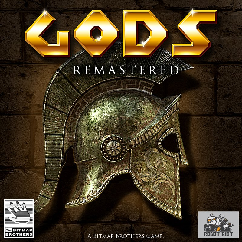 Indie Retro News: GODS Remastered - The Bitmap Brothers