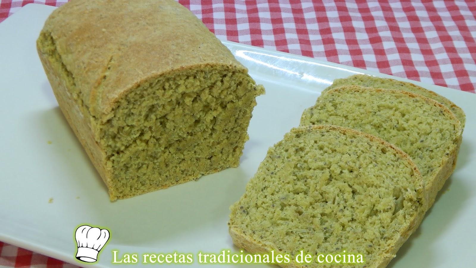 Recetas De Cocina Con Sabor Tradicional Receta Facil De Pan