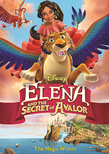 Elena and the Secret of Avalor 2016 Full Movie Download