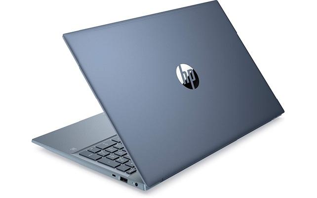 HP Pavilion 15-eg0018ns: portátil Core i7 con teclado QWERTY en español y Windows 10 Home