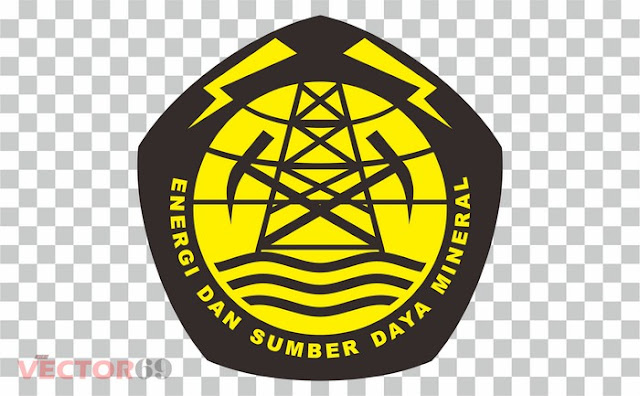 Logo Kementerian ESDM (Energi dan Sumber Daya Mineral) - Download Vector File PNG (Portable Network Graphics)