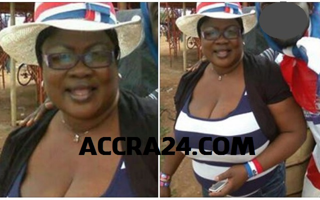 Kumawood actress Mercy Asiedu Joined NPP but Not NDC