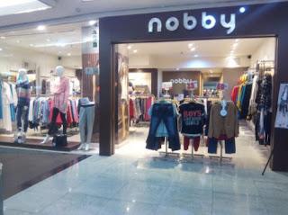 LOKER Fashion Consultant & Cashier NOBBY