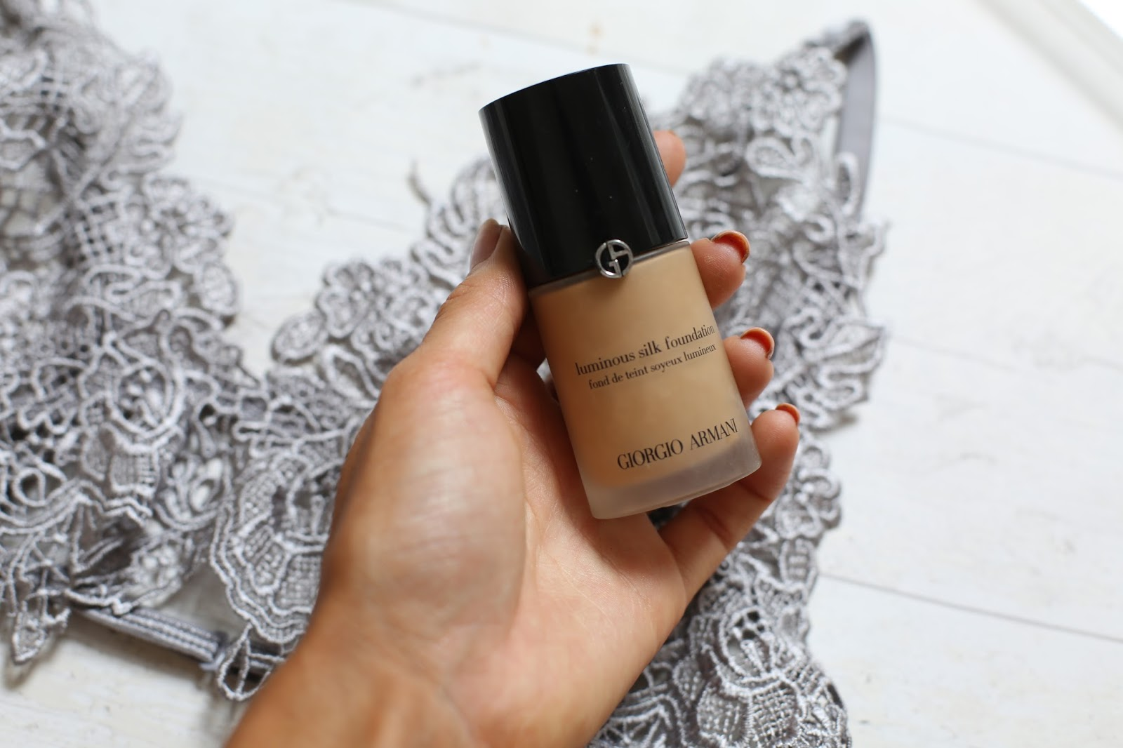 armani luminous silk foundation