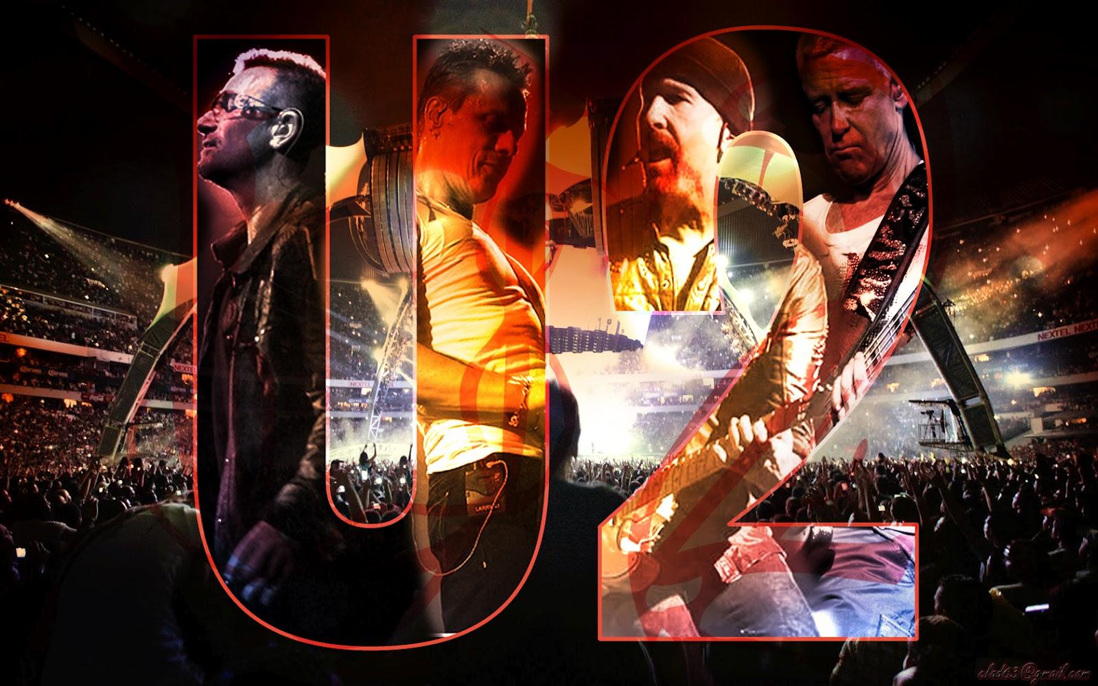 Clad63 Artwork U2 The Band