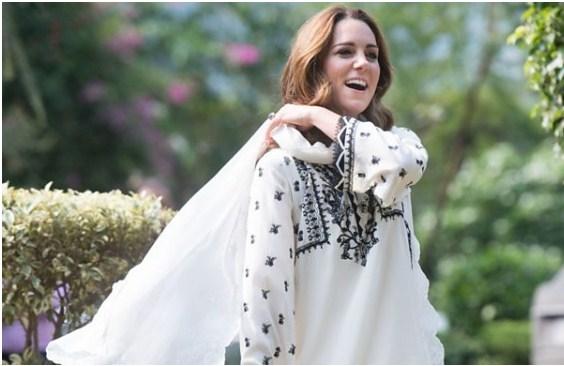 Princess Kate Middleton's Pakistani Clothes Show