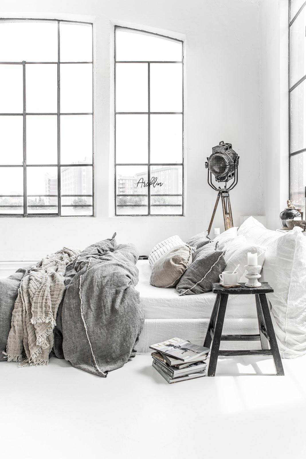 El maravilloso mundo en blanco de la fotógrafa estilista Paulina Arcklin
