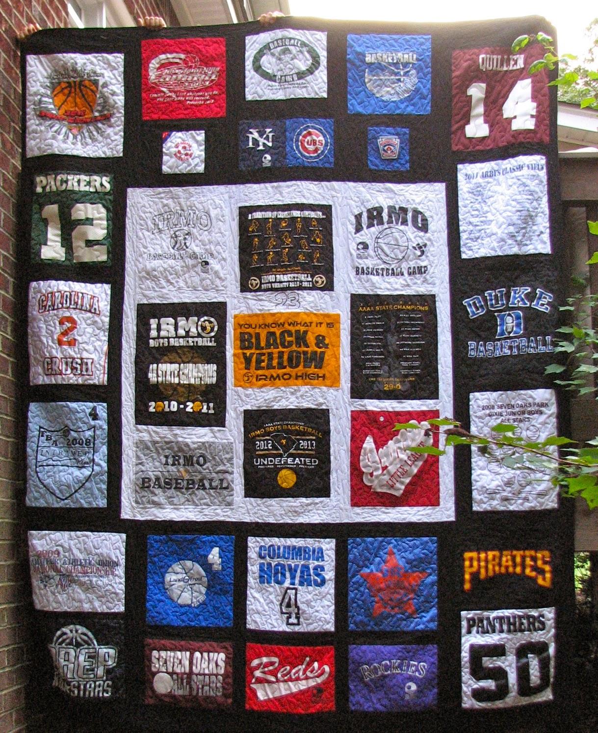 T Shirt Quilt Cafe