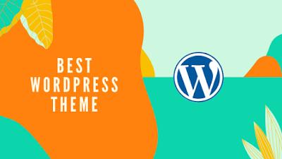 The Best Wordpress Theme Of 2020