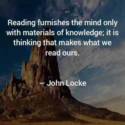 John Locke sayings