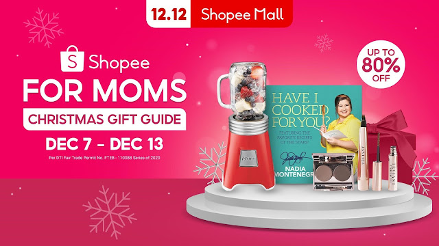 Shopee For Moms Gift Guide