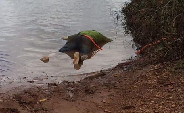 Corpo de morador de Pimenta Bueno é encontrado no Rio Machado em Cacoal