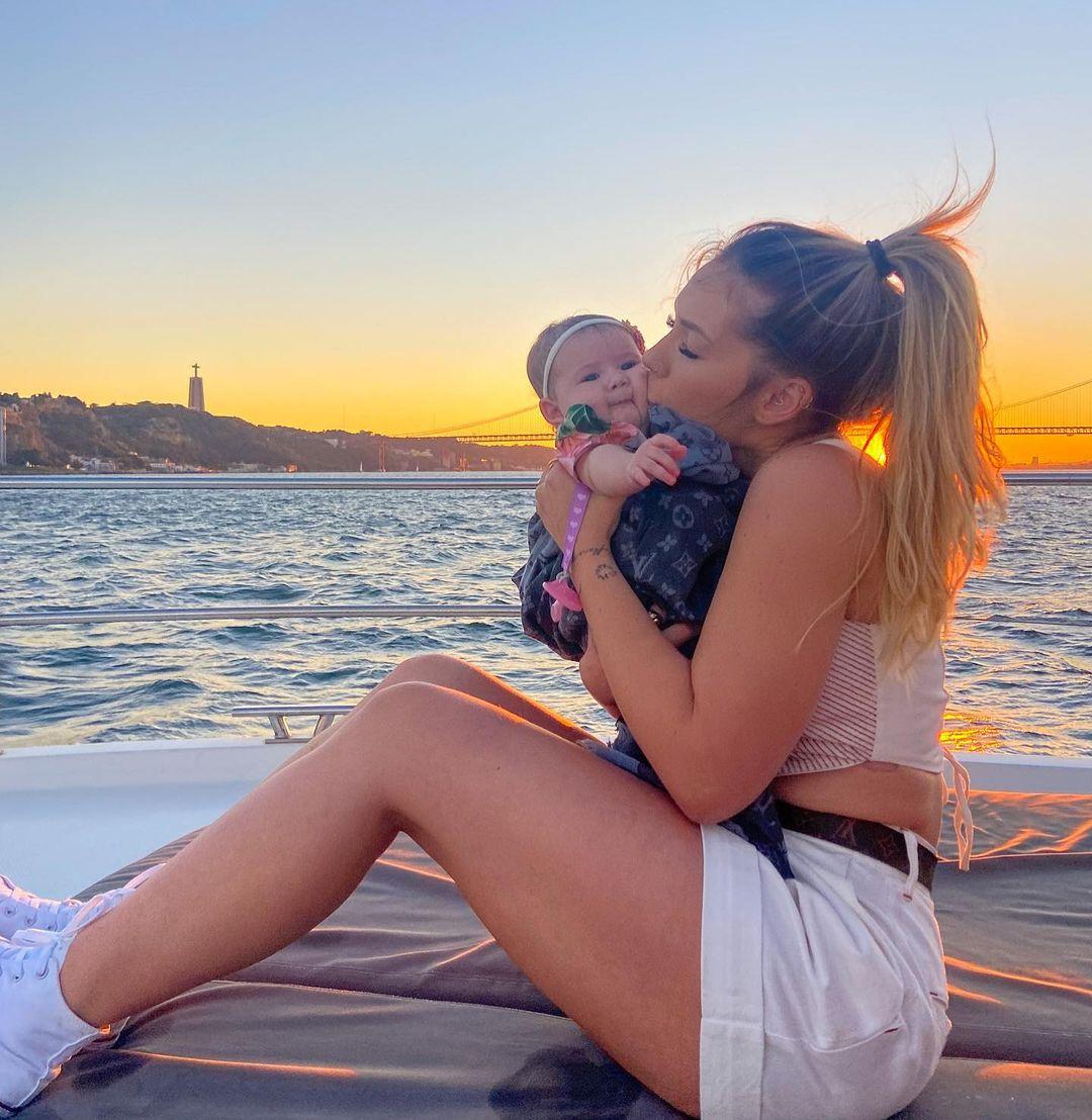 frases para legenda de foto com filha