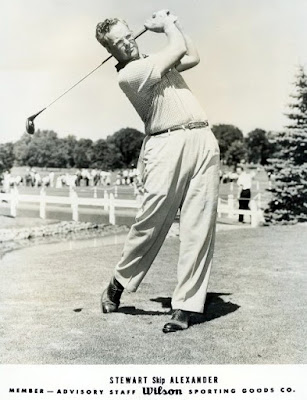 golfer Skip Alexander