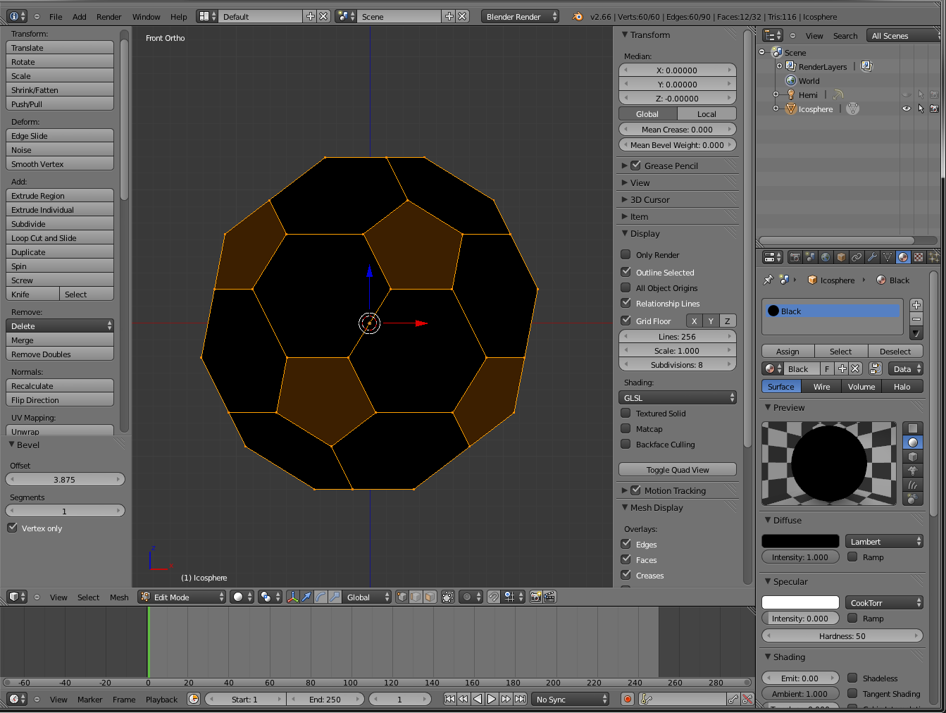 3D Modeling & Texturing: 2013