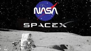 nasa ile spacex uzayda çarpışmaları engellemek adına anlaşma imzaladı