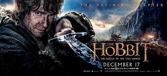 Hobbitul: Bătălia de la Cinci Armate - Bilbo Baggins
