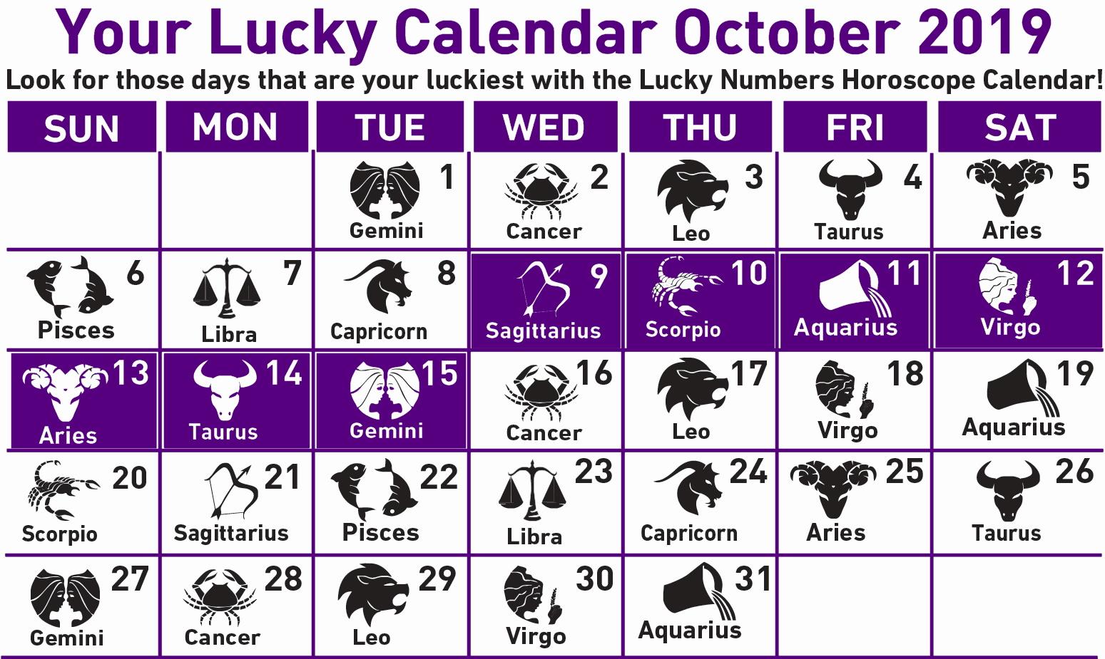 9 - 15 October 2019