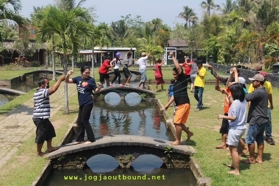 Paket Outbound Jogja Murah, Harga Paket Outbound Yogyakarta