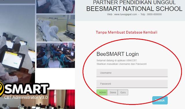 CBT Beesmart Ujian Online Menggunakan Hosting