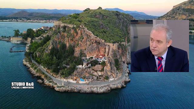 Ο Ευθύμιος Λέκκας θα αναλάβει τις απαραίτητες μελέτες για το Γύρο της Αρβανιτιάς