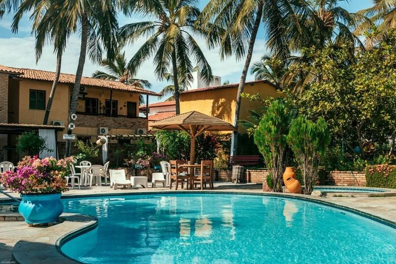 Onde ficar na Praia de Flecheiras: hotéis e pousadas