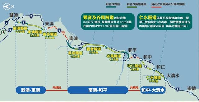 【大叔生活】2021 又是六天五夜的環島小筆記 (上卷) - 「欣賞海景」和「節省通勤時間」是走蘇花改要取捨的地方