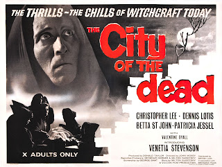 The City of the Dead - Christopher Lee
