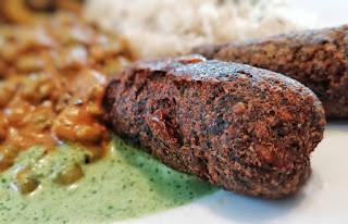 Vegetable kebabs from Season by R