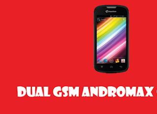 Cara Cepat Unlock Dual Gsm Andromax C tanpa Ribet